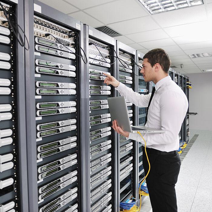 Server assemblaggio hardware alberghi